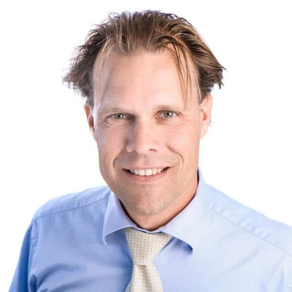 profielfoto financieringsadviseur Arno van Klinken