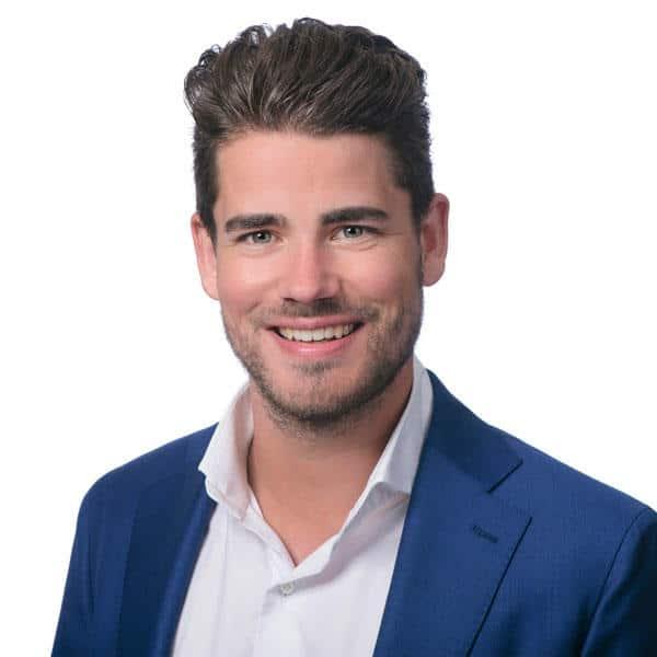 profielfoto financieringsadviseur Peter van Meersbergen